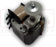 Shaded pole electric motors 61x61
